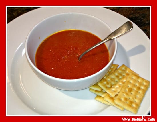 Creamy Tomato Soup The Best EVER Homemade Tomato Soup!