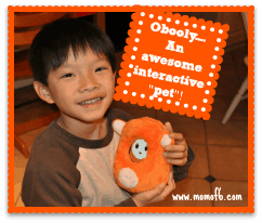 Ubolly- a cool new interactive toy for kids