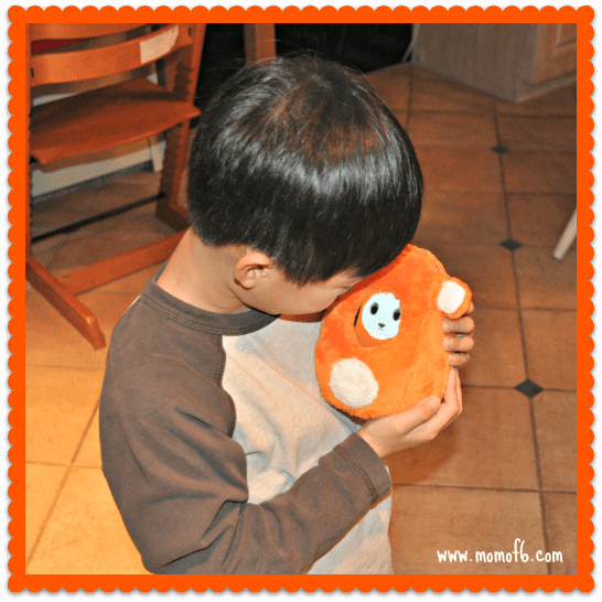 Ubooly Getting to Know Him Ubooly  A Cool New Interactive Toy for Kids! {and a giveaway too!}