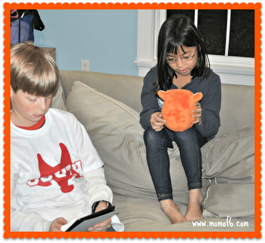 Ubooly6 Ubooly  A Cool New Interactive Toy for Kids! {and a giveaway too!}