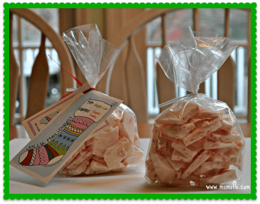 Holiday Gifts Bags A Homemade Gift Idea that Even YOU Would Love to Receive!