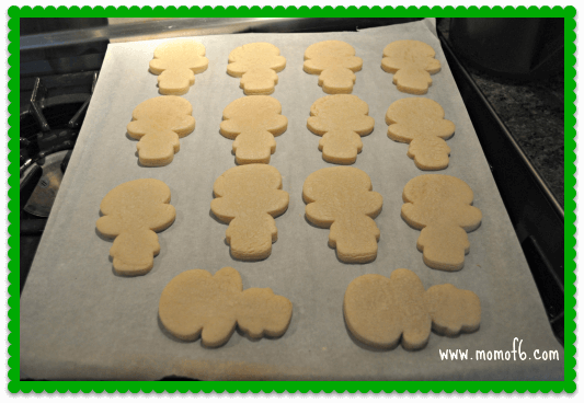 Sugar Cookie Cut Out 2 The Best Christmas Cookies! {Getting Ready for the Holidays!}