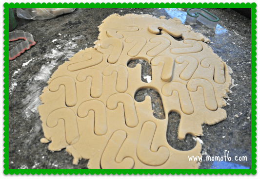 Sugar Cookie Cut Out The Best Christmas Cookies! {Getting Ready for the Holidays!}