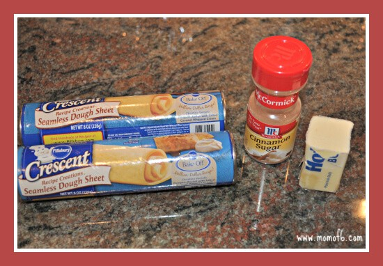 Cinnamon Twists seamless dough sheets Easy School Morning Cinnamon Rolls! {I Pinned It and I Tried It!}