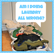 Am I Doing Laundry All Wrong?