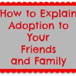 How to Explain Adoption