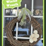 Winter Wreath Project Badge
