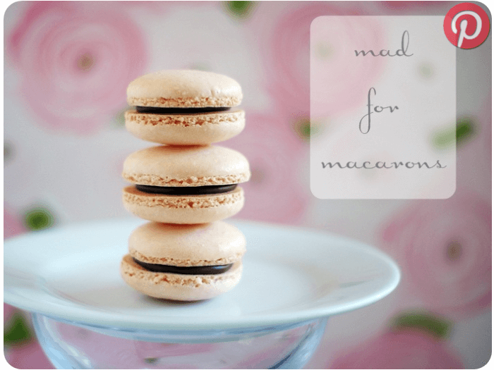 Homemade Macaroons Lavender Soap, Tartlets, Macaroons, and More! {Links to Love}