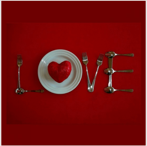 Love tabletop 7 Great Ways to Celebrate Valentines Day with Your Family! (Links to Love)
