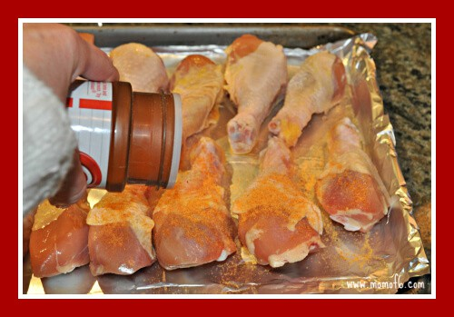 Over Roasted BBQ Chicken Legs3 Oven Roasted BBQ Chicken Legs