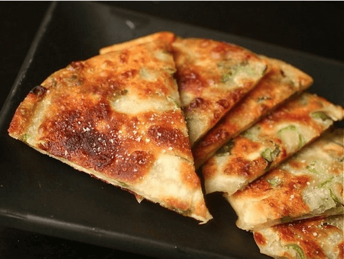 Scallion Panckaes | Serios Eats