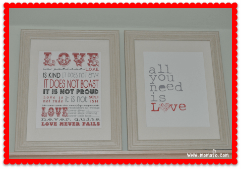 Valentine's Day Decor- Kitchen 1