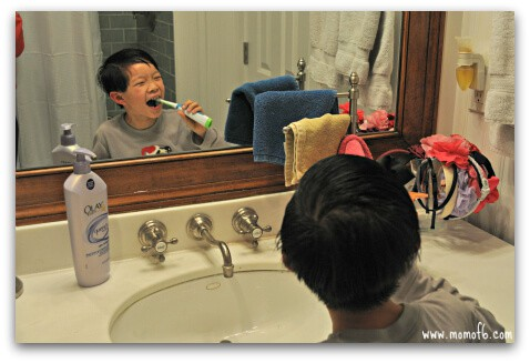Brushing with Tooth Tunes1