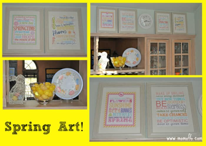 SpringArt Kitchen The Top 12 Best Free Spring Subway Art Printables!