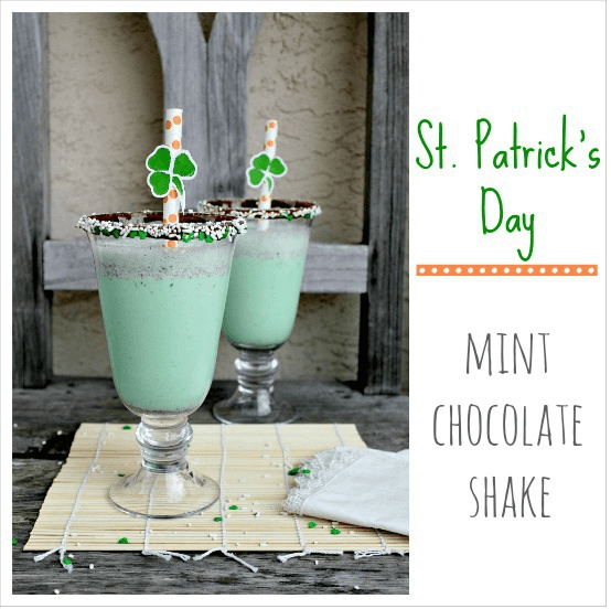 St Patrick's Day Ideas! {Links to Love}