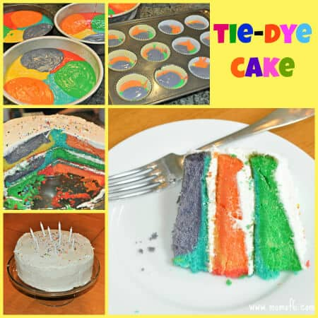 Great 9 Year Old Girl Birthday Party Ideas: Tie Dye Party!
