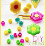 Spring Melty Beads