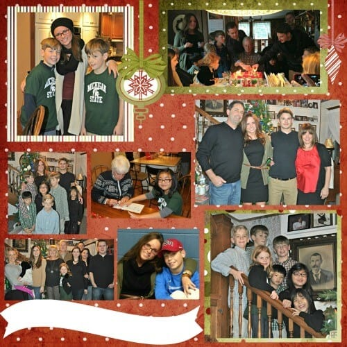 Christmas in Michgan- for post
