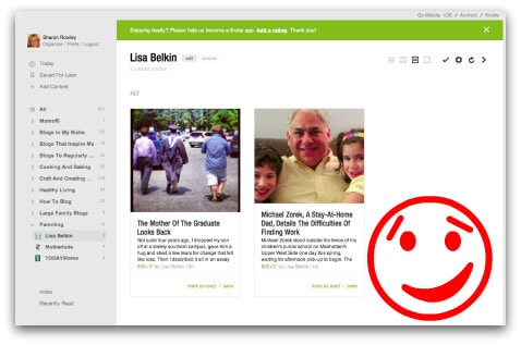 Feedly is here Do You Follow A Lot of Blogs? Then Check Out Feedly!  {How to BE Organized!}