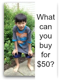 What Can You Buy for $50?