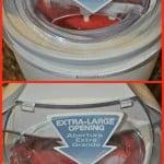 Freezing Strawberry Sorbet