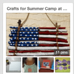 Crafts for Summer Camp at Home