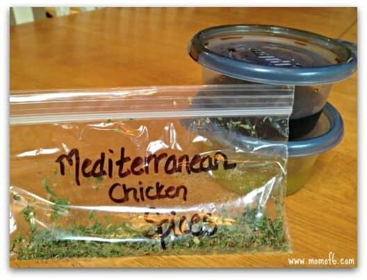 Med Grilled Chicken1 Mediterranean Grilled Chicken with Seasoned ...