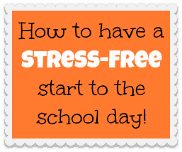 Stress Free Start Badge