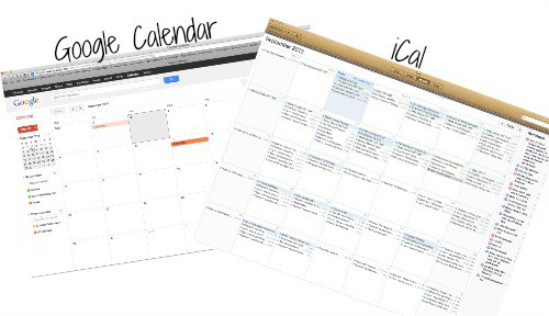 E Calendars How to Organize Your Life {#1: Commit to an Electronic Calendar System}