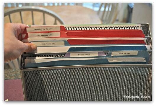 Paperwork folders