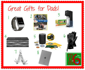 Great Gifts for Dads 300 px