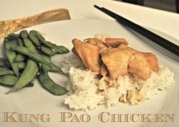 Kung Pao Chicken- Badge