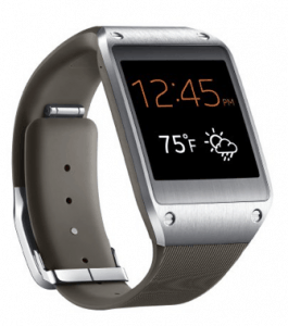 Samsung Galaxy Gear Smartwatch  265x300 Great Holiday Gifts for Dads!