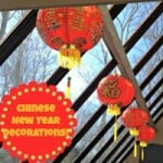 Chinese New Year Decorations- Badge