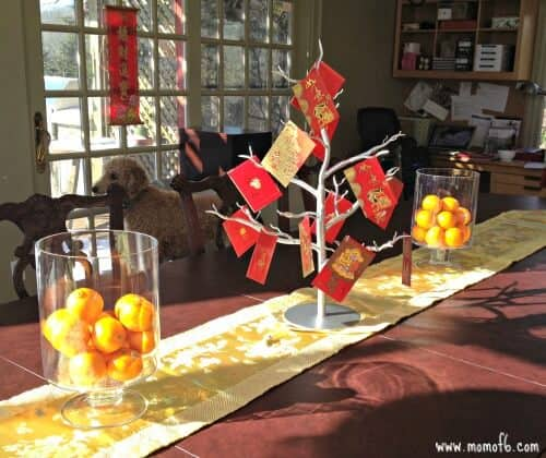 Chinese New Year Decorations- Clementines