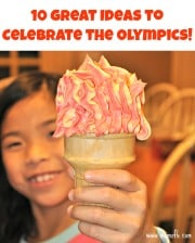 10 Great Ideas to Celebrate the Olympics