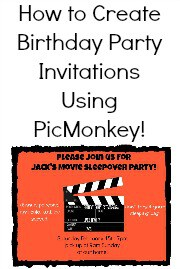 How to Create Birthday Party Invites