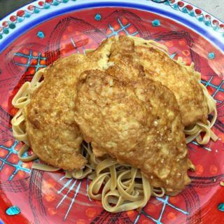 Easy Weeknight Chicken Francaise!