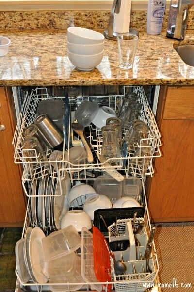 Dishing About the Dishwasher1 Dishing About the Dishwasher...