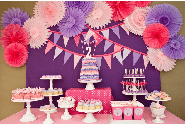 Talk to Me: About At Home Birthday Parties!