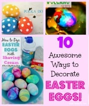 10 awesome ways to decorate easter eggs
