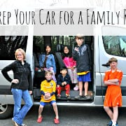 How to Prep Your Car for a Family Road Trip