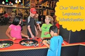 Our Visit to Legoland Westchester!