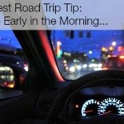 road trip tip badge