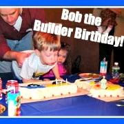Great 3 Year Old Birthday Party Idea: A Bob the Builder Party!