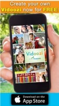 Great Last Minute Holiday Card Idea: Create a Vidoozi Video!