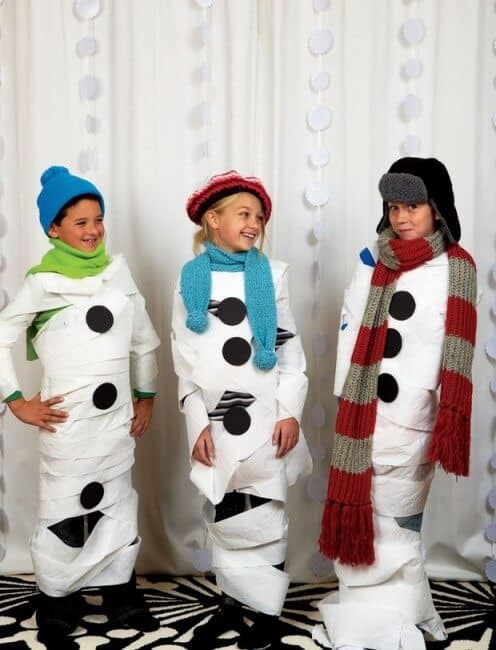 Looking For Some Great Winter Birthday Party Ideas