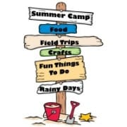 "We made the intentional decision a few years ago to ""take summers off"" and to not schedule our kids for camps, lessons, or activities as much as possible. Here's why we are making the same choice to host our own summer camp at home again this summer:"