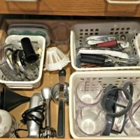 A Few 20-Minute DeCluttering Projects I've Tackled