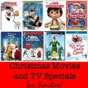 I plan to spend the holiday season intentionally- and am definitely planning time to enjoy some of these classic Christmas movies and specials with my kids!